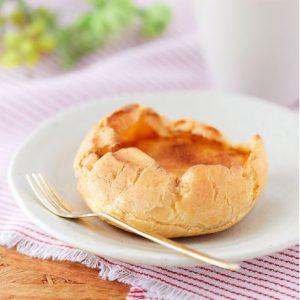コンビニスイーツ・ローソン チー2シュー -チーズチーズケーキシュー-