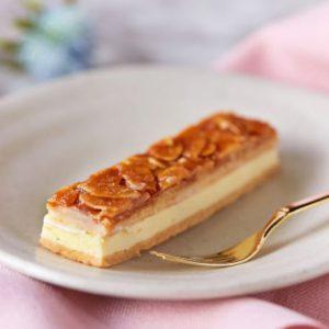 コンビニスイーツ・ローソン 生フロランタン チーズケーキ