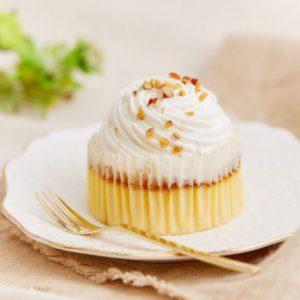 コンビニスイーツ・ローソン バスチー3 -バスク風チーズケーキ-